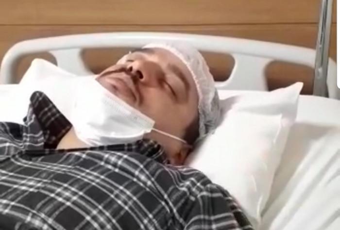 Fanatik taraftar, narkozun etkisiyle Fatih Terim'e seslendi